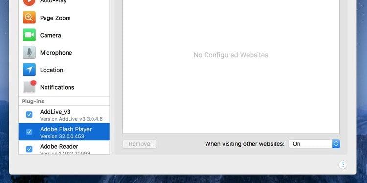 Comment débloquer Adobe Flash Player sur Mac - Mac