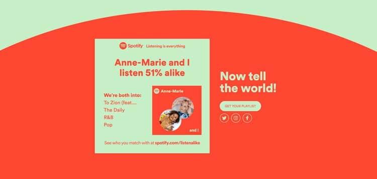 كيفية استخدام Listen Alike للعثور على تطابق الموسيقى الخاص بك علىSpotify