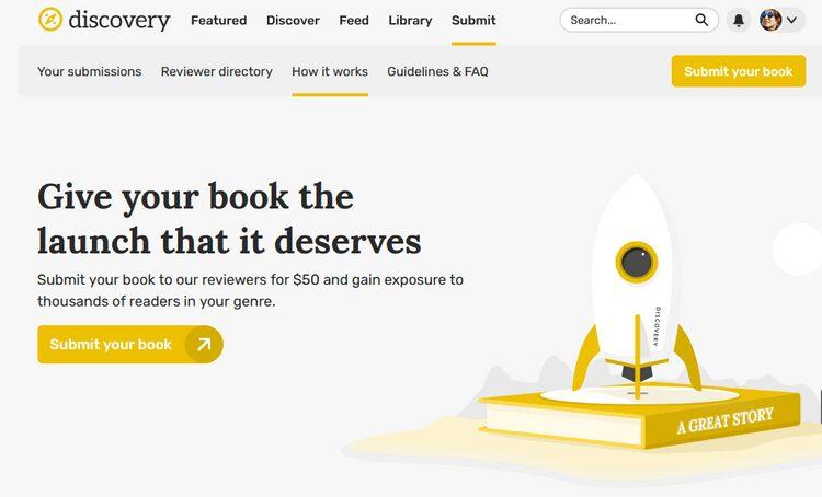 كيفية تحقيق أقصى استفادة من Reedsy Discovery بصفتك مؤلف