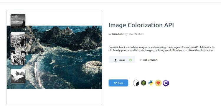 أفضل أدوات الذكاء الاصطناعي التي تُضيف الألوان إلى الصور القديمة بالأبيضوالأسود