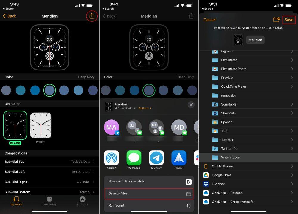 Comment trouver, partager et télécharger de nouveaux visages Apple Watch - Apple Watch