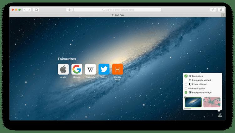 Les meilleures nouvelles fonctionnalités de Safari 14
