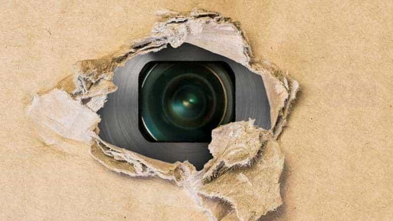 كيفية العثور على الكاميرات المخفية باستخدامهاتفك