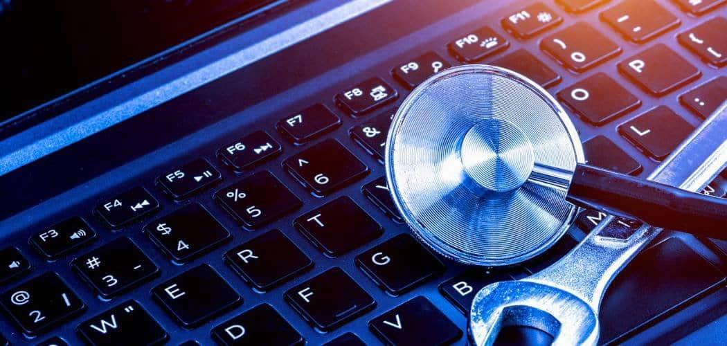 أفضل أدوات تشخيص Windows للتحقق من صحة جهاز الكمبيوتر الخاصبك