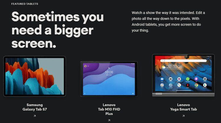 Pourquoi les tablettes Android ne sont pas bonnes (et quoi acheter pour elles)