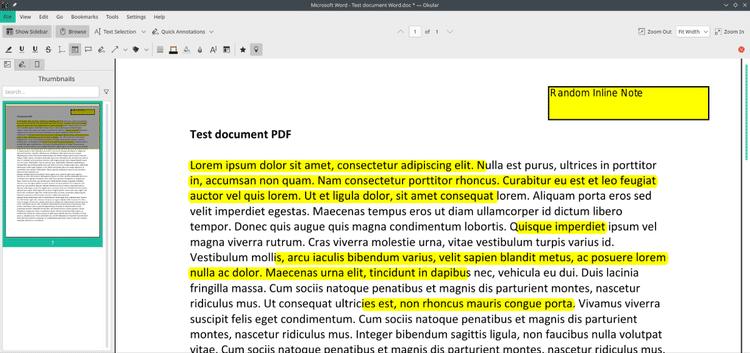 Meilleures applications d'édition de PDF pour Linux que vous devriez essayer