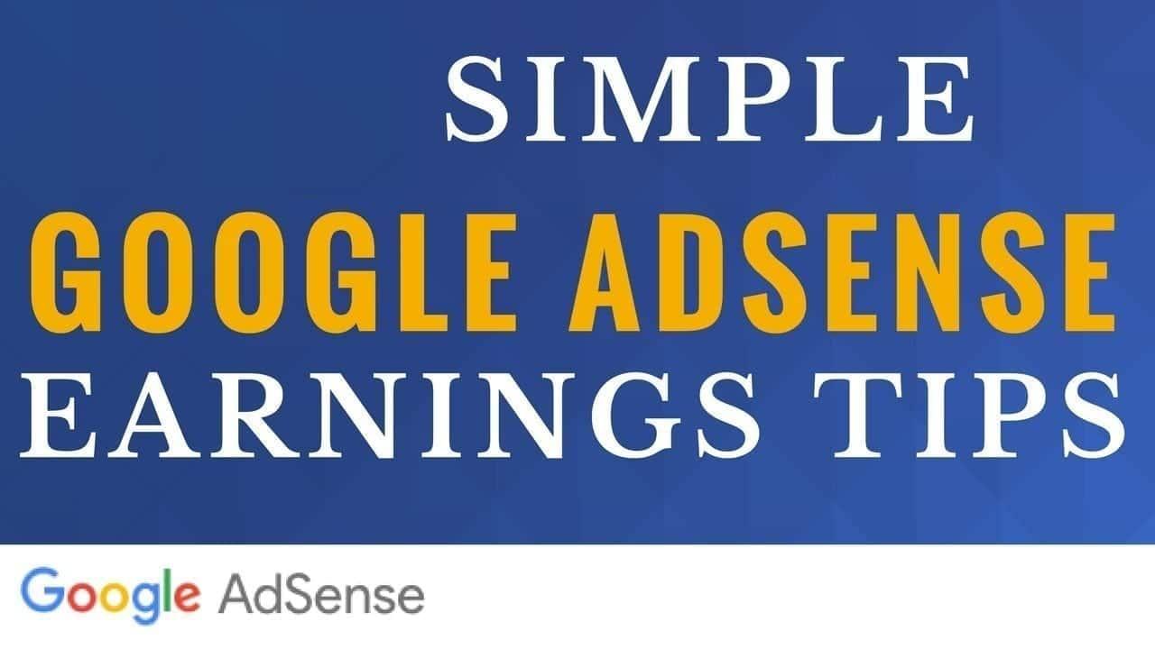 أسرار الحصول على أرباح من Google AdSense. دليل تعليمي كامل عن النصائح والخدع - Google AdSense