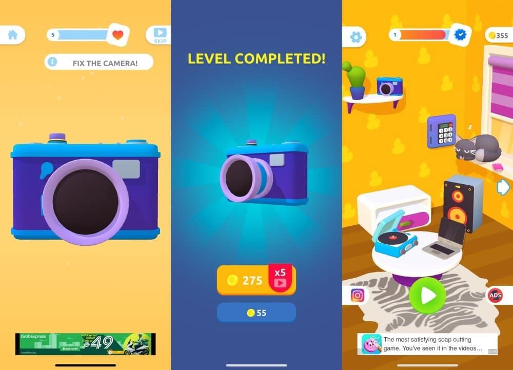 أفضل الألعاب المُرضية التي يُمكنك لعبها على هاتفك لقتلالوقت - Android iOS