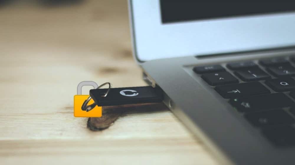 كيفية حماية محرك أقراص فلاش USB بكلمة مرور: أفضل الطرقالبسيطة - شروحات