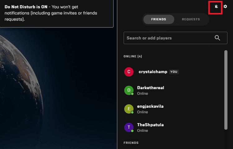 كيفية استخدام ميزات لوحة التواصل الاجتماعي الجديدة في Epic Games Store - مقالات