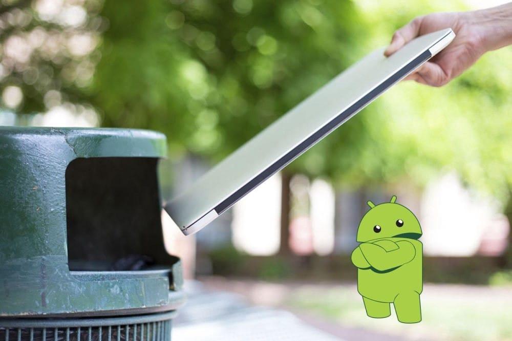 هل يُمكنك استبدال الكمبيوتر المحمول بهاتف Android الخاصبك؟ - Android