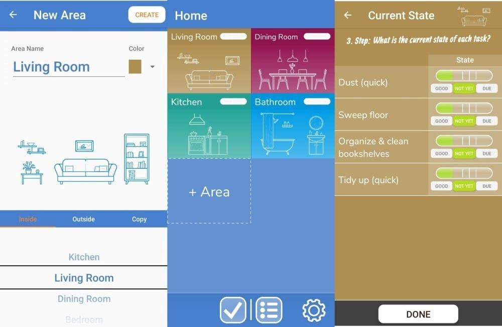 أفضل تطبيقات Android للأعمالالمنزلية - Android