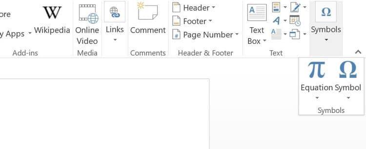 كيفية إدراج الرموز الموسيقية في Microsoft Word وExcel - شروحات