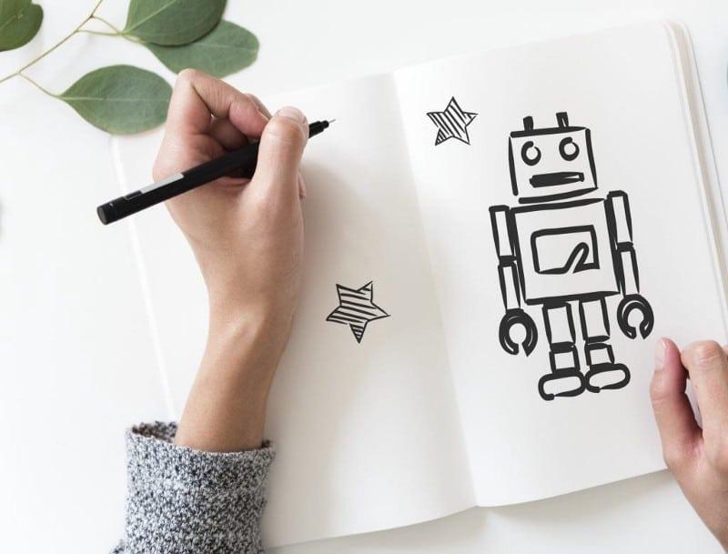بعض الطرق التي يمكنك من خلالها إنشاء روبوتكاليوم - مقالات