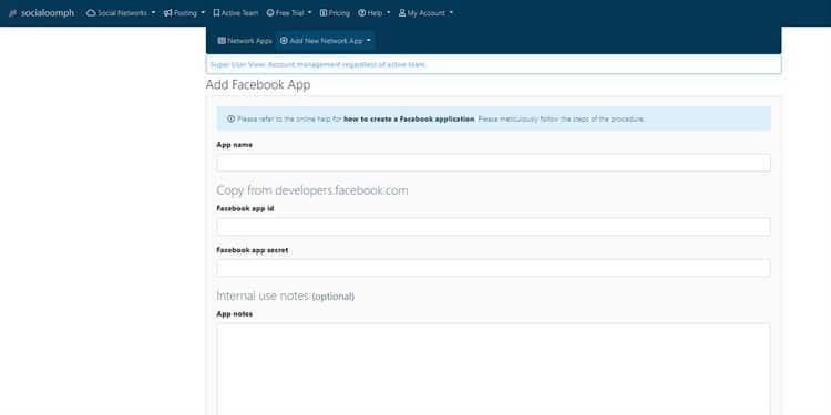 أفضل التطبيقات المجانية لإدارة جميع حساباتك الاجتماعية - Android iOS iPadOS