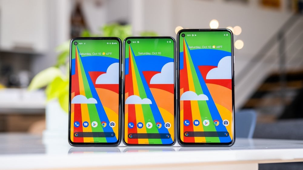 Comparaison Google Pixel 5a vs Pixel 4a : quelles sont les différences ? - Des articles