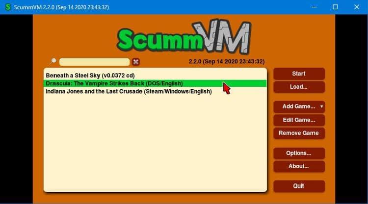 ما هو ScummVM؟ كيفية استخدامه للعب ألعاب المغامرات الكلاسيكية - شروحات