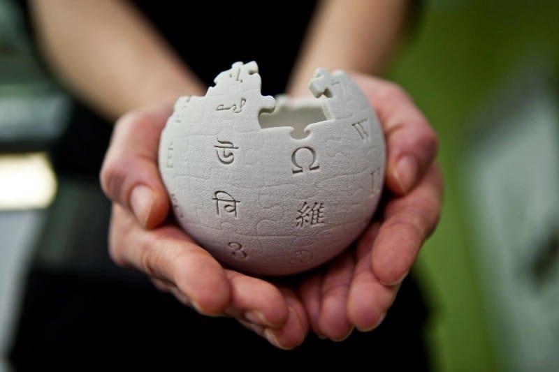Plus de raisons d'utiliser Wikipedia au lieu d'un site Web - Avis