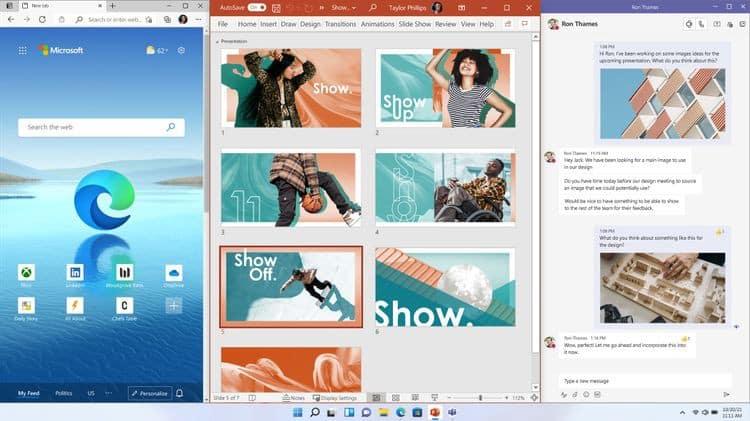 أهم ميزات Windows 11 الجديدة التي تستحق الاستخدام - الويندوز