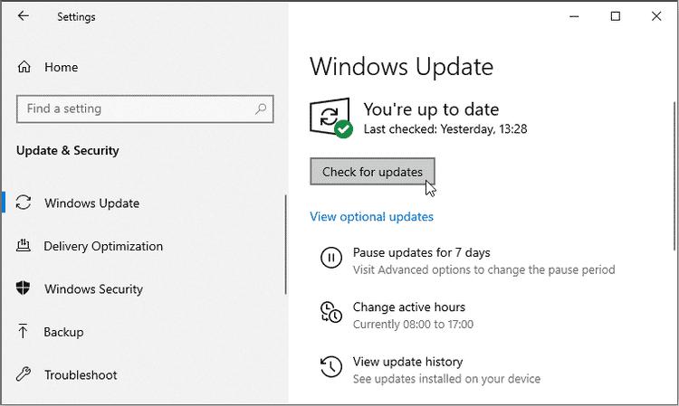 """أفضل الطرق لإصلاح خطأ """"لم يتم الكشف عن البطارية"""" علىWindows - الويندوز"""