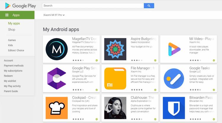 كيفية استعادة التطبيقات والألعاب إلى هاتف Androidالجديد - Android