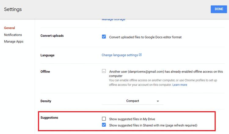 أفضل النصائح والحيل في Google Drive التي تمنَّيتَ لو عرفتهاأبكر - شروحات