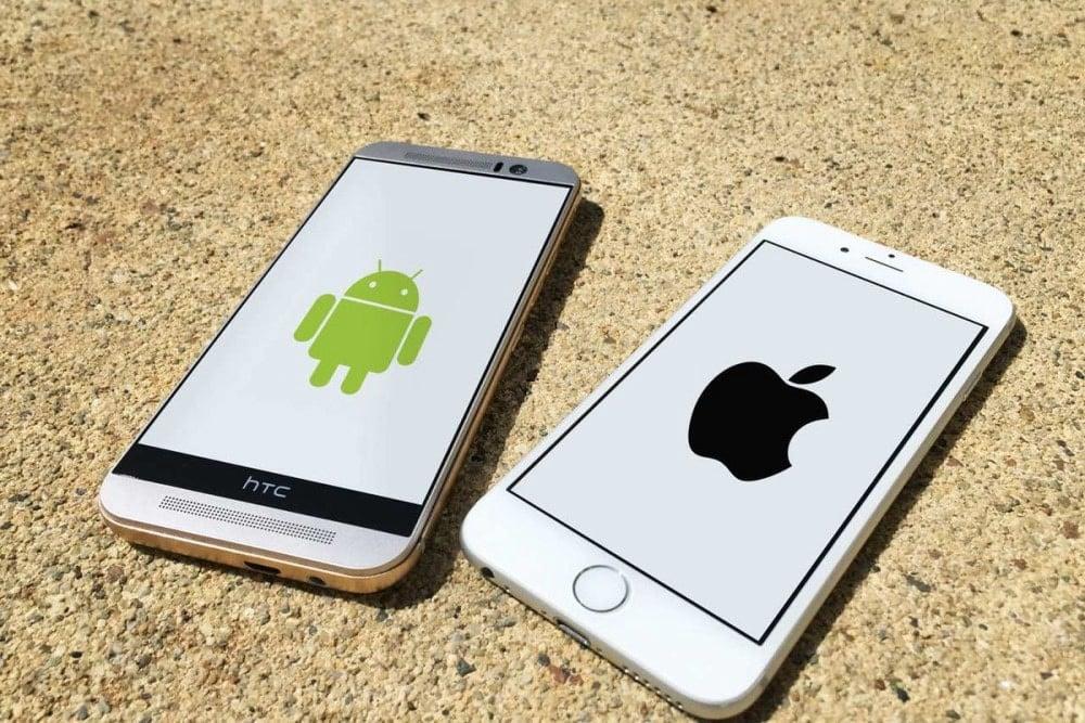 Vous souhaitez passer d'Android à iPhone ? Voici quelques différences à considérer - Android iOS