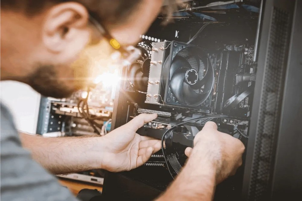 ما هو زر BIOS Flash على اللوحة الأم وكيفيعمل؟ - شروحات