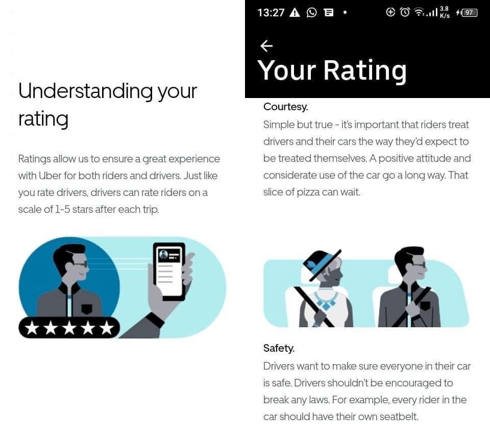 Quelques conseils pour rester en sécurité en tant que chauffeur Uber - protection