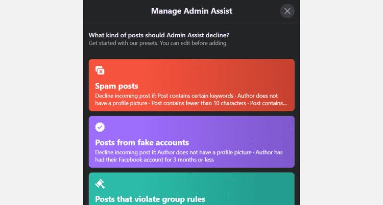 كيفية استخدام أدوات الإشراف الجديدة على Facebook لإدارةمجموعاتك - شروحات