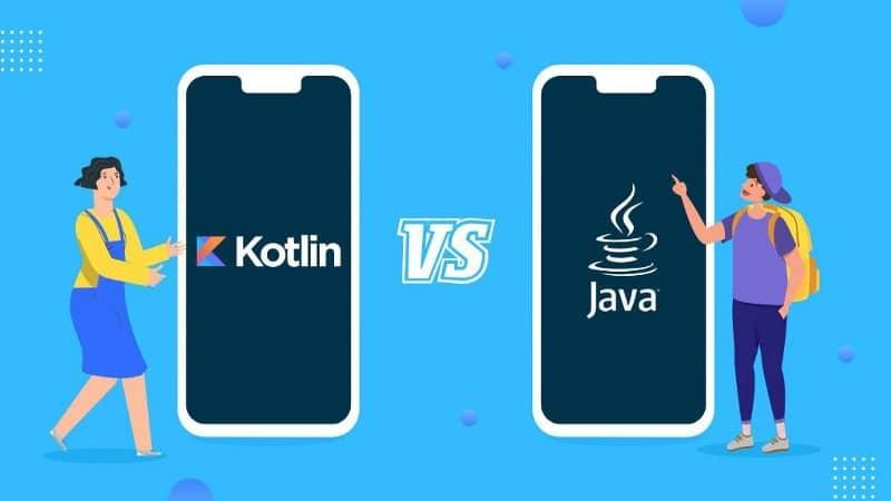 مقارنة بين Kotlin و Java: أيهما أفضل لتطوير تطبيقاتAndroid؟ - مراجعات