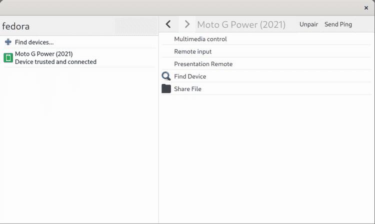 مقارنة بين KDE Connect و Warpinator: أيهما أفضل لعمليات نقلالملفات؟ - مراجعات
