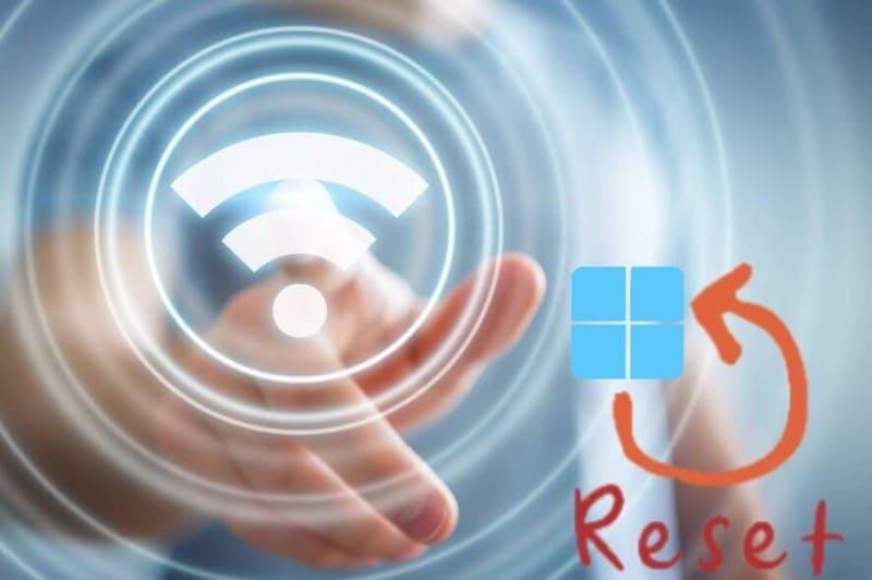 كيفية إعادة تعيين إعدادات الشبكة على Windows11 - الويندوز