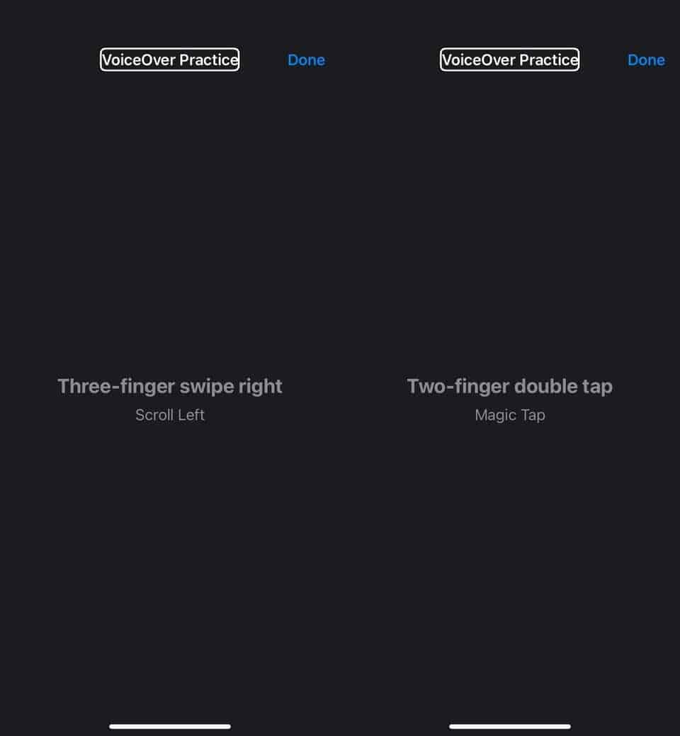 كيفية إتقان ميزة VoiceOver لاستخدام iPhone الخاص بك دون النظرإليه - iOS